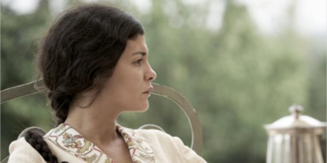 Audrey Tautou dans le film français de Claude Miller,