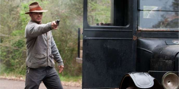 Tom Hardy dans le film américain de John Hillcoat,