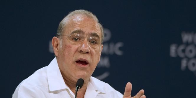 Mercredi 3 avril, Angel Gurria, secrétaire général de l'Organisation de coopération et de développement, s'est inquiété de ce repli de l'aide imputable aux