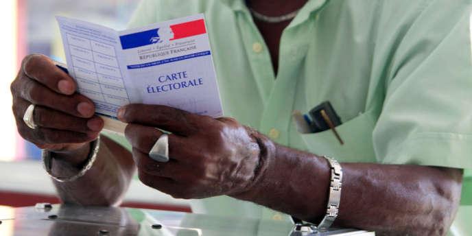 Le vote a commencé samedi 21 avril pour les Français de la Guyane française.