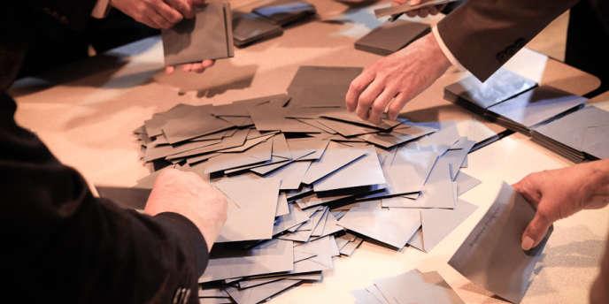 """Résultat de recherche d'images pour """"dépouillement vote"""""""