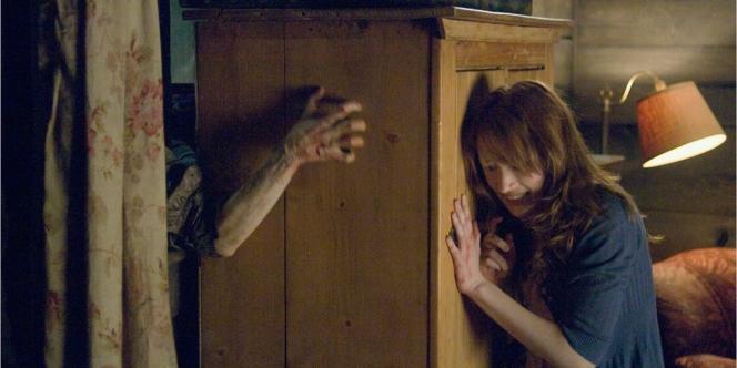 Kristen Connolly dans le film américain de Drew Goddard,