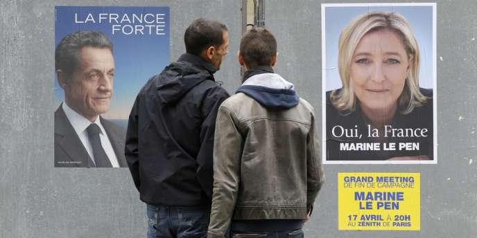 Avant Nicolas Sarkozy, aucun haut responsable de l'UMP ou de feu le RPR n'avait osé de tels appels du pied à l'électorat FN et surtout une telle reconnaissance du parti d'extrême droite.