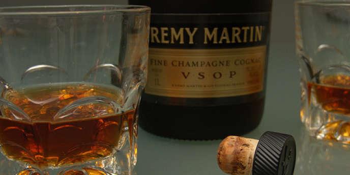 Les ventes du cognac Rémy Martin ont plongé de 21 % à 465,9 millions d'euros sur les neuf premiers mois de l'exercice.