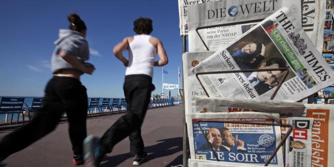 La presse imprimée est-elle à l'article de la mort ?
