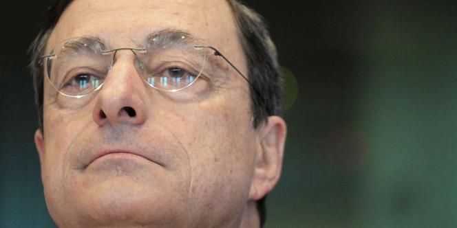 Une partie des contrats remonte à l'époque où Mario Draghi, aujourd'hui président de la Banque centrale européenne, dirigeait le Trésor italien.