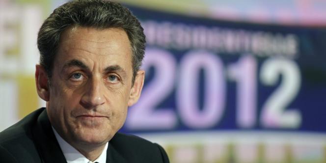 Invité du journal télévisé de TF1, Nicolas Sarkozy a reculé sur le terme de