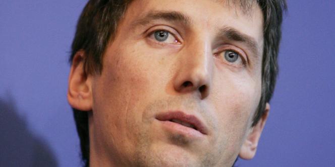 Stéphane Courbit, ex-patron d'Endemol et fondateur de Lov Group.