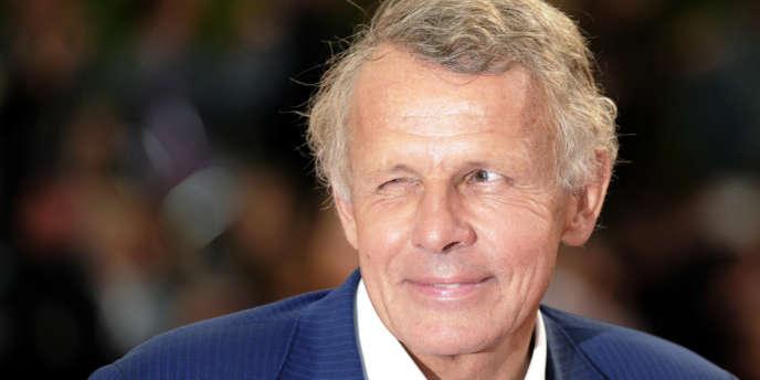 Patrick Poivre d'Arvor, ancien présentateur vedette de TF1, n'a pas réussi jeudi 26 avril son entrée parmi les