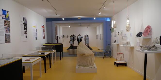 Installée à l'Institut français et organisée en partenariat avec l'association des Designer's Days, l'exposition