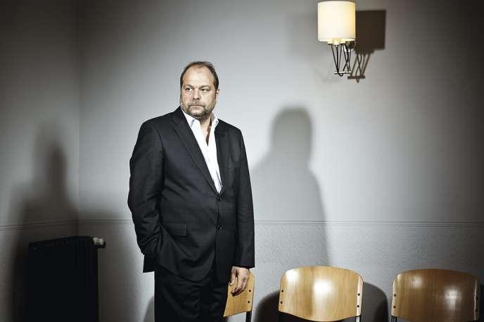 L'avocat Eric Dupond-Moretti.