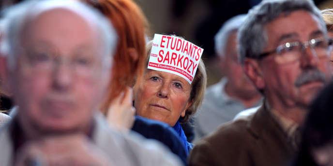 Au meeting de Nicolas Sarkozy à Toulouse, il y a ceux qui nient toute droitisation de la parole du chef, ceux qui assument, il y a les pragmatiques. Et il y a ceux qui le déplorent.
