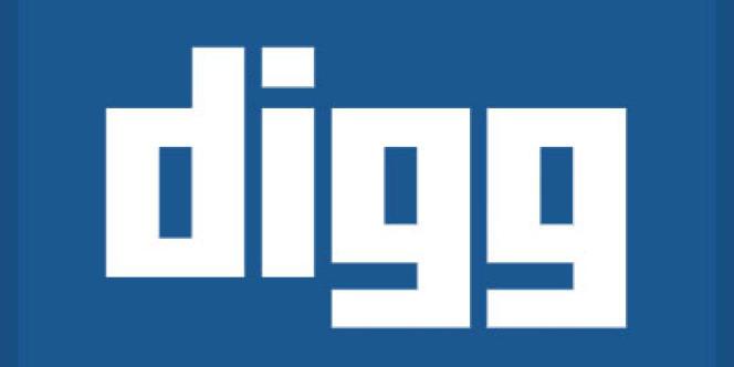 Le logo de Digg.