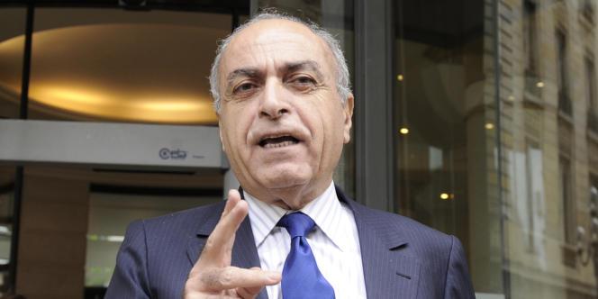L'homme d'affaires franco-libanais Ziad Takieddine.