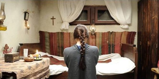 Une scène du film roumain de Cristian Mungiu,