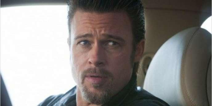 Brad Pitt dans le film américain d'Andrew Dominik