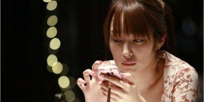 Une scène du film franco-japonais d'Abbas Kiarostami,