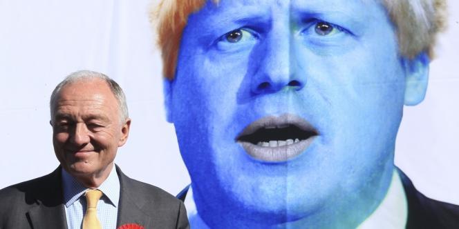 A Londres, la campagne a viré au duel entre