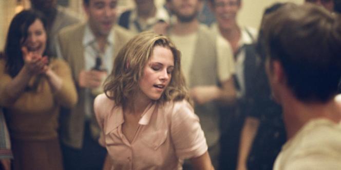 Kristen Stewart dans le film français, britannique et brésilien de Walter Salles,