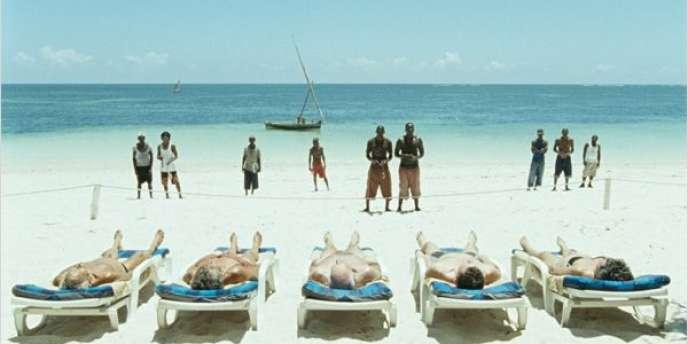 Une scène du film autrichien d'Ulrich Seidl,