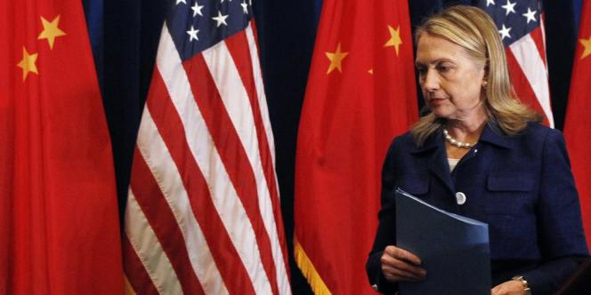 Sans nommer la Chine, la chef de la diplomatie américaine, Hillary Clinton, a plaidé, le 1er août à Dakar, en faveur d'un modèle de partenariat qui