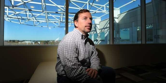 Scott Thompson, en novembre 2010.