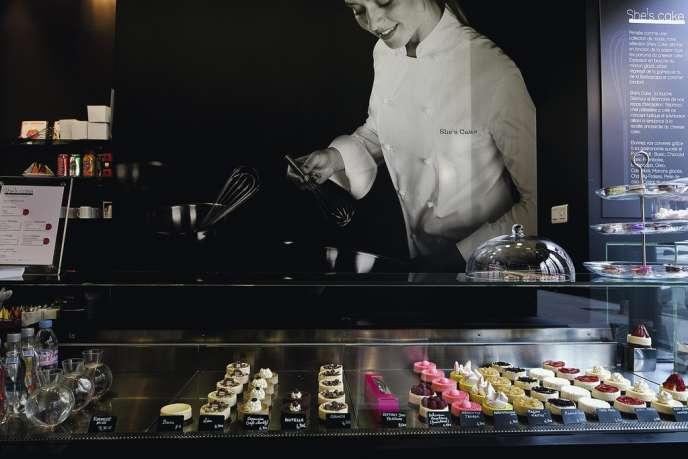 Chez She's cake, le célèbre gâteau américain en voit de toutes les couleurs.