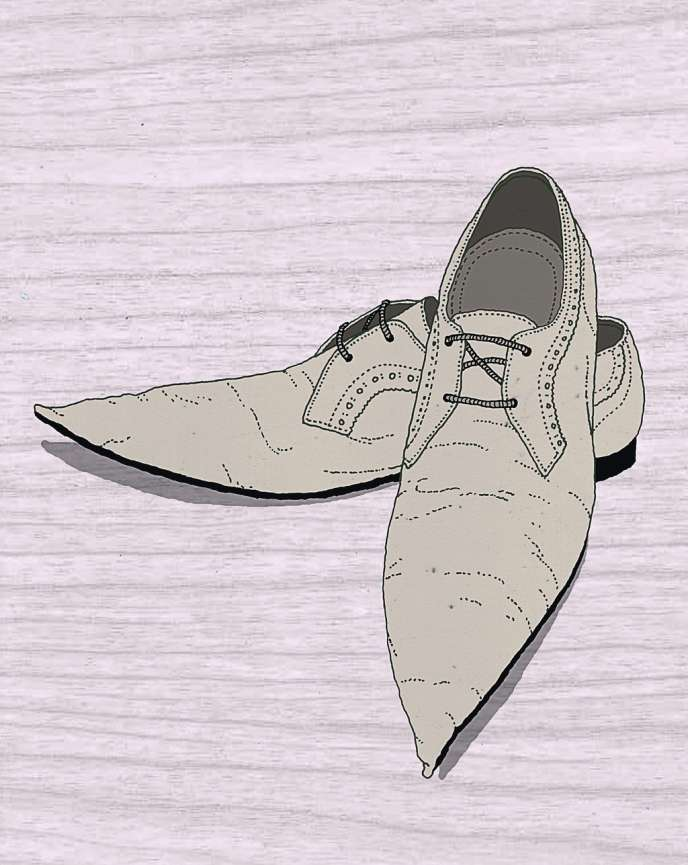Est-ce bien raisonnable de porter des chaussures pointues ?