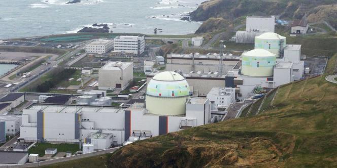 Le réacteur nucléaire de Hepco à Tomari, mis à l'arrêt samedi 5 mai.