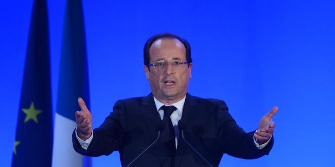 François Hollande, le 6 mai.