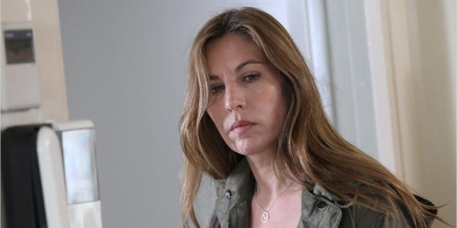 Mathilde Seigner dans le film français d'Alexandra Leclère,