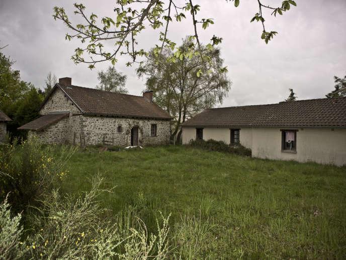 Le hameau de Courbefy et ses 21 bâtisses sont à l'abandon depuis 2008.