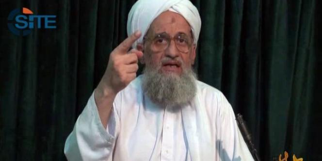 Le numéro un d'Al-Qaida, l'Egyptien Ayman Al-Zawahiri, le 27 juillet 2011.
