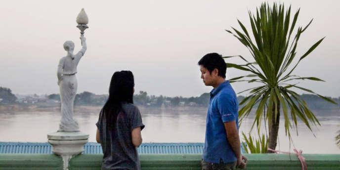 Une scène du film documentaire thaïlandais d'Apichatpong Weerasethakul,