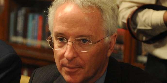 Cameron Munter, en avril 2012, à Islamabad.