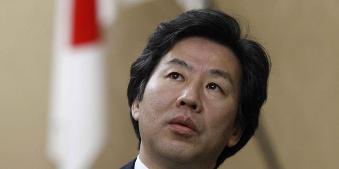Jun Azumi s'était déjà inquiété de nouvelles perturbations sur les marchés après l'élection du candidat socialiste français.