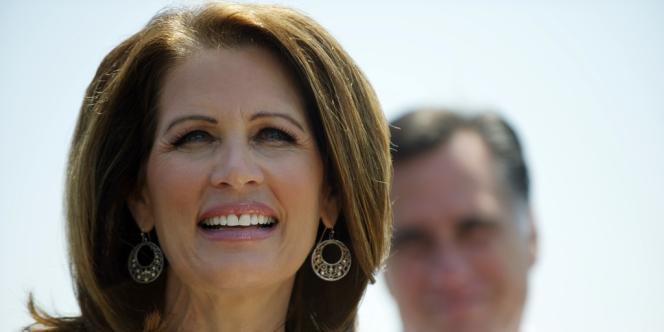 Pilier de l'ultradroite chrétienne, Michele Bachmann était la seule femme parmi les principaux candidats à briguer l'investiture du parti républicain pour l'élection présidentielle du 6 novembre.