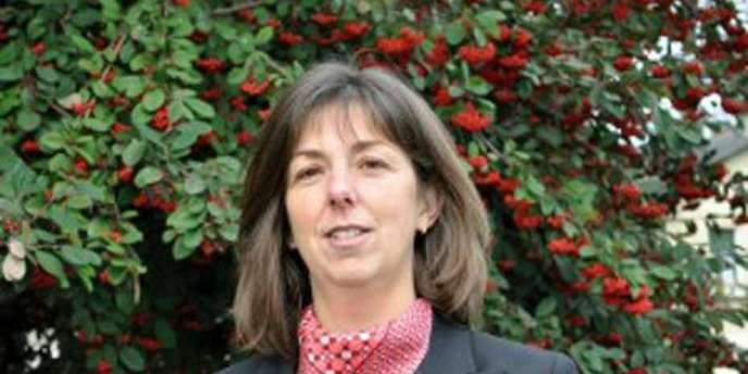 Nathalie Chabanne, candidate PS dans la 2e circonscription des Pyrénées-Atlantiques.