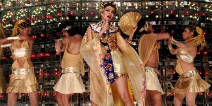 Une scène du film indien d'Ashim Ahluwalia,
