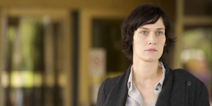 Clotilde Hesme dans le film français de Catherine Corsini,