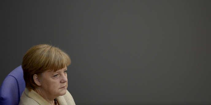 Le parti chrétien-démocrate (CDU) d'Angela Merkel a subi une défaite importante en Rhénanie du Nord - Westphalie dimanche, n'obtenant que 26,3% des suffrages.