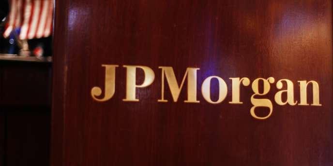 La banque américaine JPMorgan est poursuivie pénalement aux Etats-Unis pour manipulation des marchés des changes.
