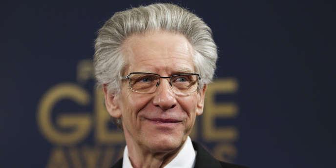 Le réalisateur David Cronenberg à Toronto, le 8 mars 2012.