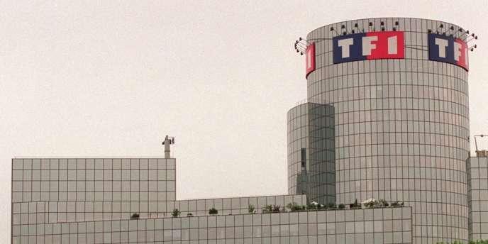 Le siège de TF1 à Boulogne-Billancourt, dans les Hauts-de-Seine.