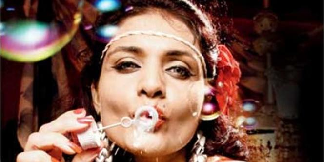 Niharika Singh dans le rôle de Pinky dans le film indien d'Ashim Ahluwalia,