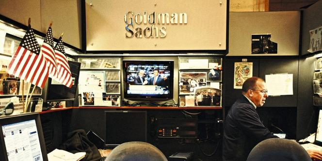 Au siège new-yorkais de la banque, comme dans ses autres bureaux à travers le monde, le silence est d'or. Seuls quelques
