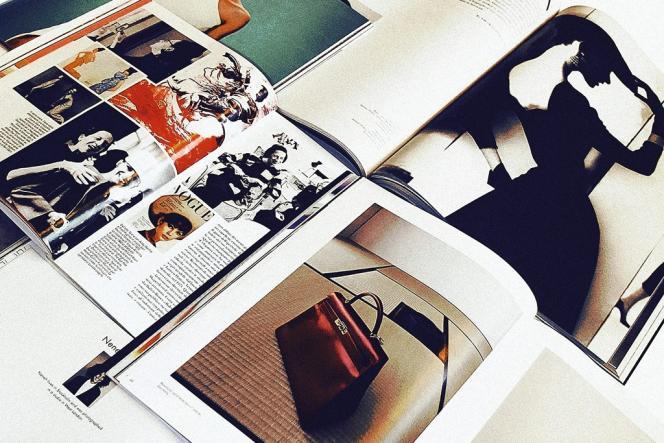 Sous leur allure  de revue artistique, ces publications sont avant tout destinées à servir la marque.