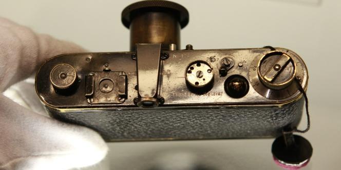 Le Leico 0-Série numéro 116 date de 1923.