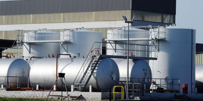 Des taux de contamination aux PCB très élevés ont été constatés autour de l'usine de Grez-en-Bouère, qui appartient à une filiale de Chimirec.
