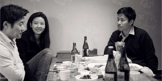 Une scène du film coréen de Hong Sang-soo,